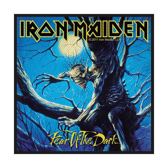Iron Maiden Fear of the Dark Patch  SPR2564
