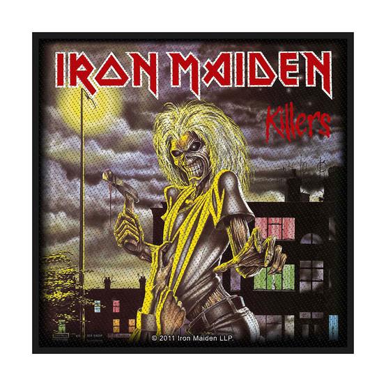 Iron Maiden Killers Patch  SPR2561