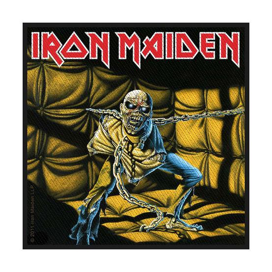Iron Maiden Piece of Mind Patch  SPR2523