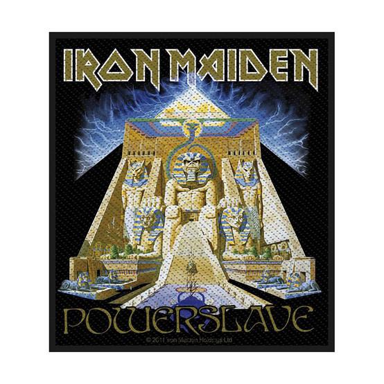 Iron Maiden Powerslave Patch  SPR2563