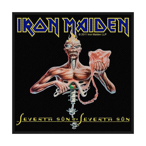 Iron Maiden Seventh Son Patch  SPR2528