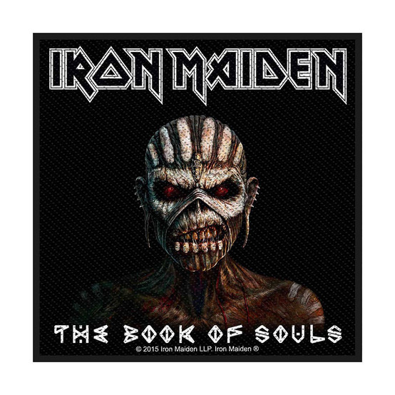 Iron Maiden The Book Of Souls Patch  SPR2850