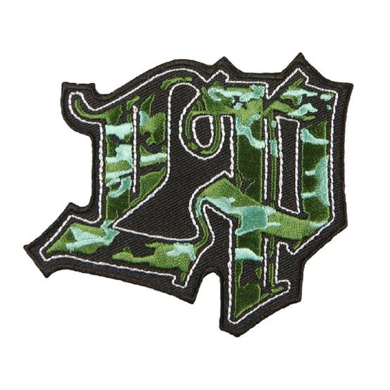 Linkin Park LP Camouflage Patch  RPLIN001