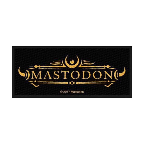 Mastodon Logo Patch  SP2924