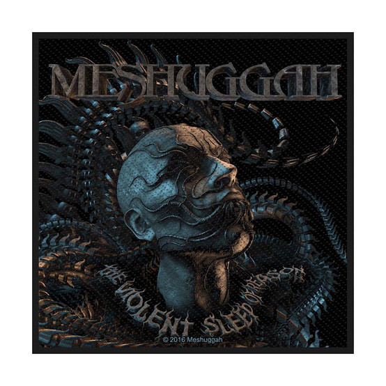Meshuggah Head Patch  SP2879