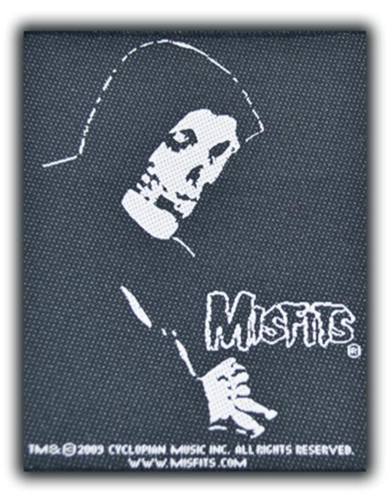 Misfits Ghoul Patch  SP2376
