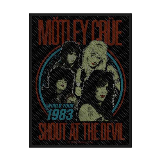 Motley Crue Shout at the Devil Patch  SP3014