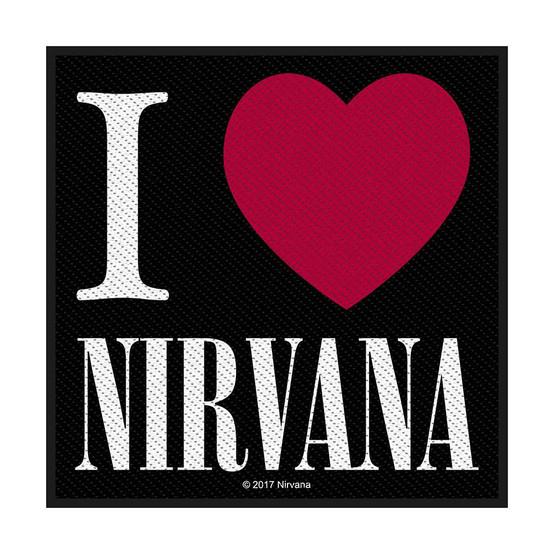 Nirvana I Love Nirvana Patch  SP2969