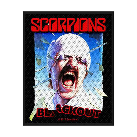 Scorpions Black Out Patch  SP3020