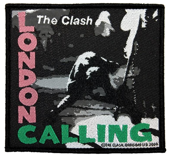 The Clash London Calling Patch  SP1872