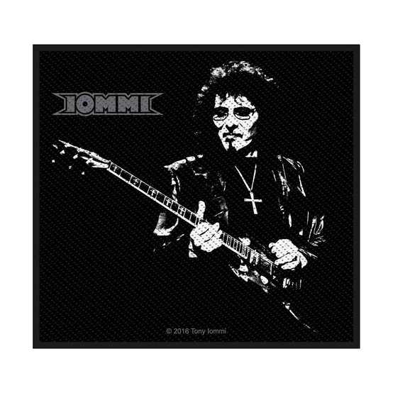Toni Iommi Vintage Patch  SP2876
