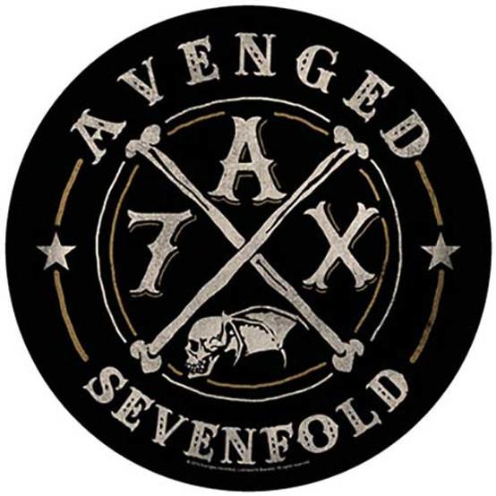 Avenged Sevenfold A7X Back Patch  BP0973