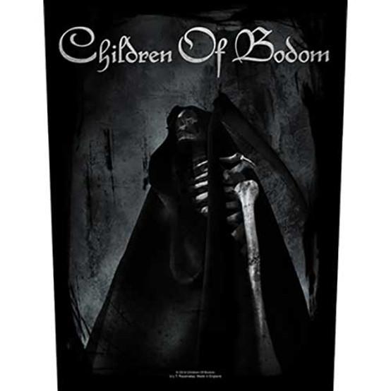 Children of Bodom Fear the Reaper Back Patch  BP0951
