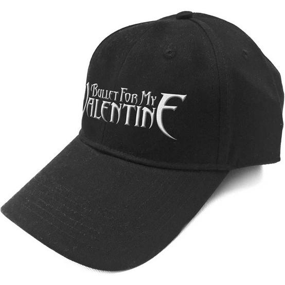 Bullet For My Valentine Logo Baseball Cap  BFMV-CAP-02B