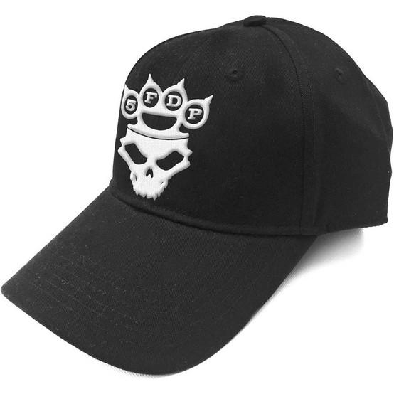 Five Finger Death Punch Logo Baseball Cap  FFDP-CAP-02B