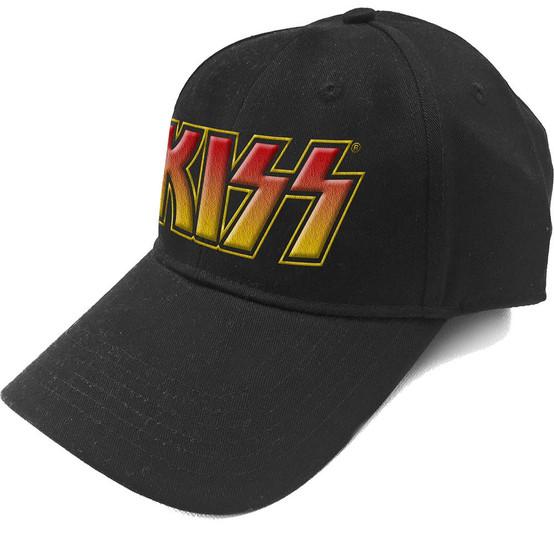 Kiss Classic Logo Baseball Cap  KISS-CAP-05B
