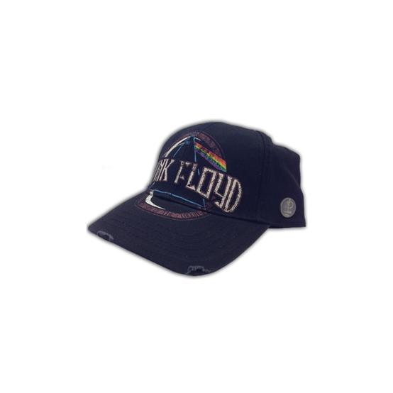 Pink Floyd Dark Side Of The Moon Logo Baseball Cap  PF-CAP-01