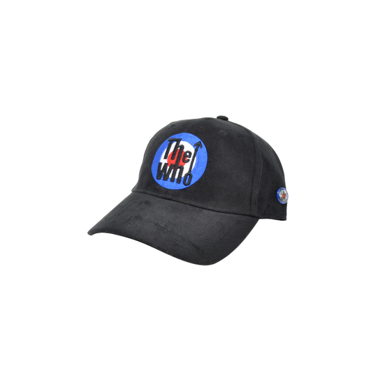 The Who Target & Leap Logo Baseball Cap  WHO-CAP-01