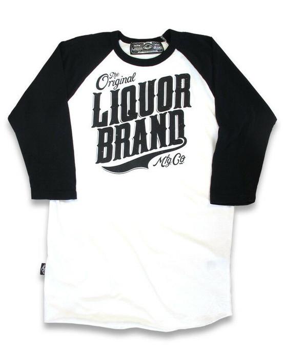Liquor Brand The Original Raglan LB-R-OG