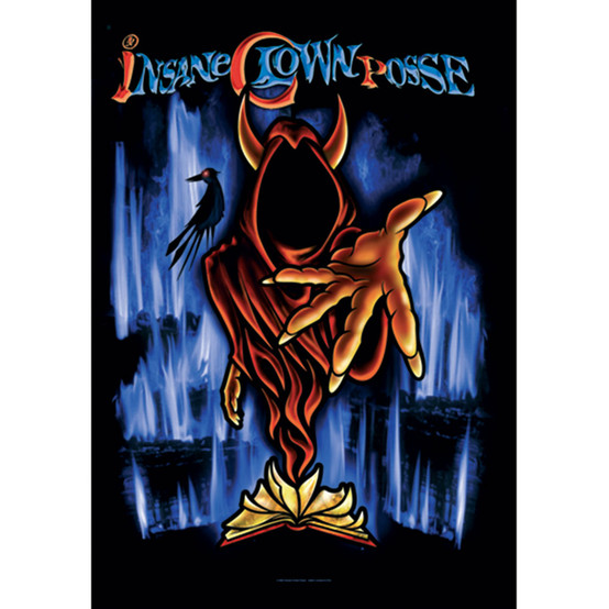 Insane Clown Posse Wall Flag  HFL0919