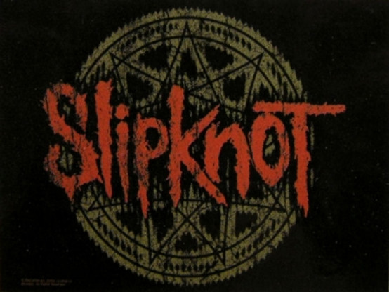 Slipknot Diabolic Wall Flag  HFL0721