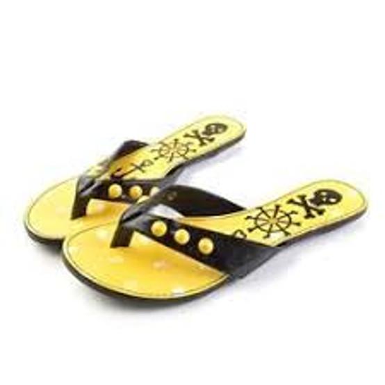 Iron Fist Polka Party Sandal