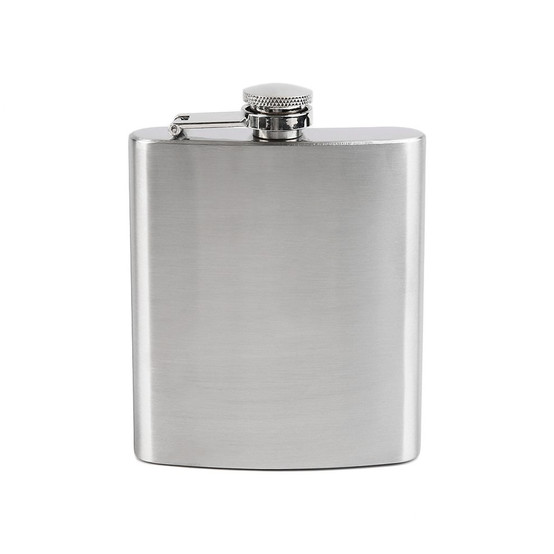 7oz Stainless Steel Hip Flask
