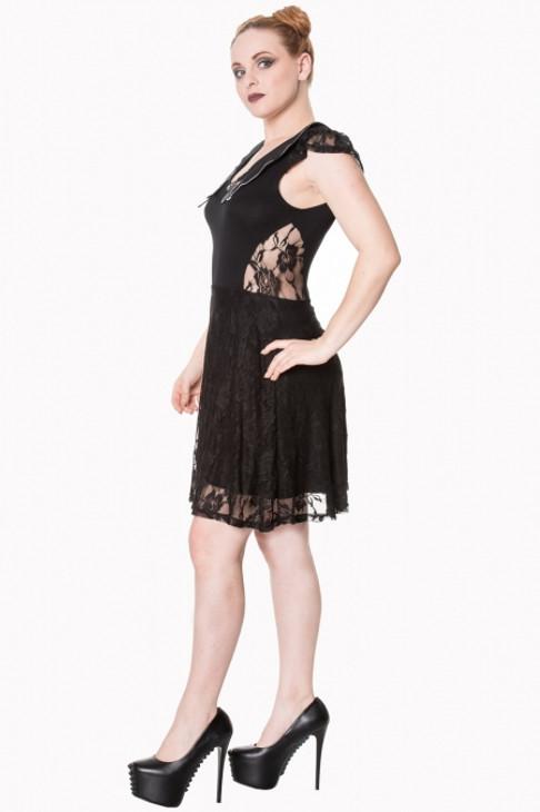 Banned Blondie Dress  DR-5414