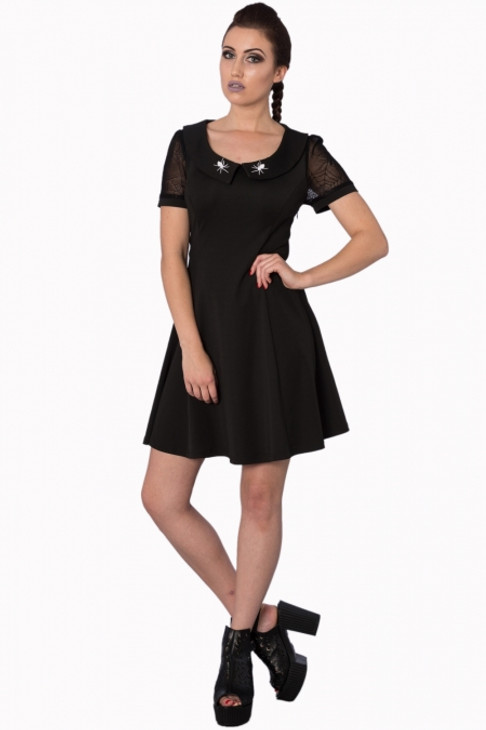 Banned Web Dress  DR-5518