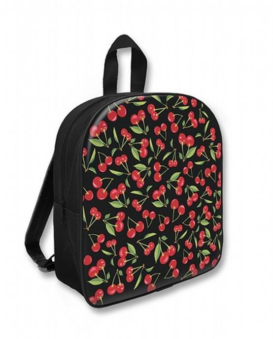 Six Bunnies Cherries Kid's Backpack  SB-BPK-013