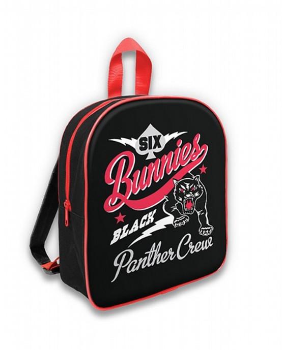 Six Bunnies Panther Crew Kid's Backpack  SB-BPK-004
