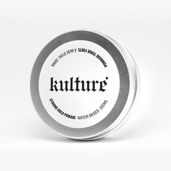 Kulture Strong Hold Pomade  KUL-POMADE