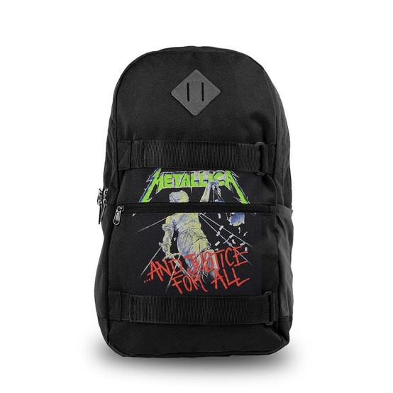 Rocksax Metallica Justice For All Skate Backpack