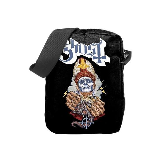 Rocksax Ghost Papa Nahil Crossbody Bag