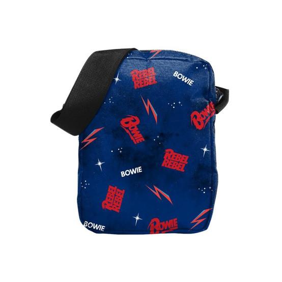 Rocksax David Bowie Galaxy Crossbody Bag
