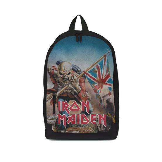 Rocksax Iron Maiden Trooper Classic Backpack