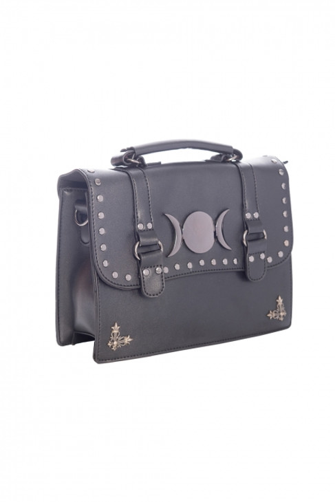Banned Magic Moon Shoulder Bag