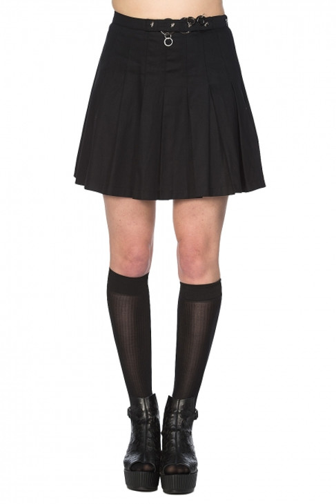 Banned Pleated Ring Skirt  SK25197