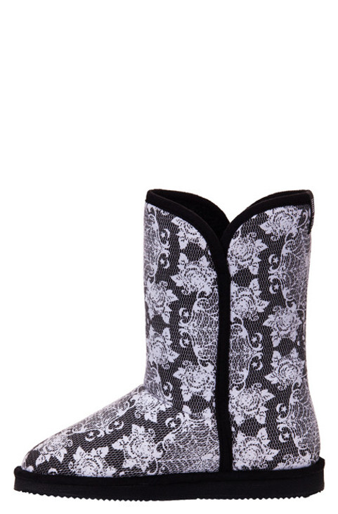 Iron Fist Midnight Widow Fugg Boot IFW-05078
