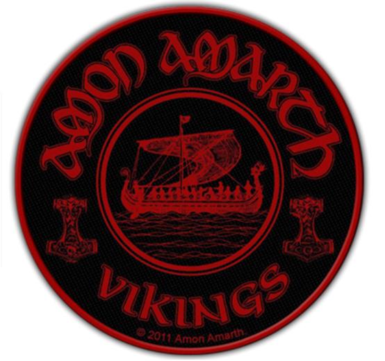 Amon Amarth vikings Patch SP2558