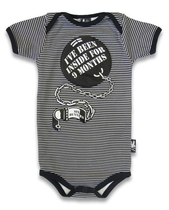Inside For 9 Months Baby Romper RP-020