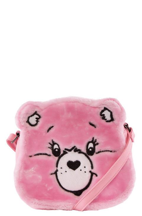 Care Bears Stare Cross Body Bag Pink IFW-004439-P