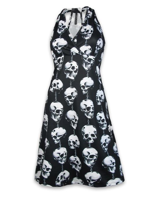Liquorbrand Trinkets Dress  DRESS-074