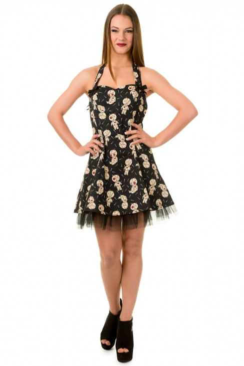 Banned Distraction Mini Dress  DBN-5061