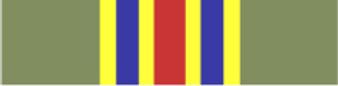 Navy Meritorious Unit Commendation Ribbon Vinyl Sticker