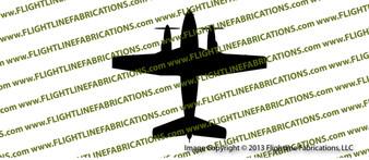 Beech King Air 100 Top Vinyl Die-Cut Sticker / Decal VSTBKA100