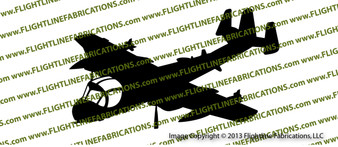 Grumman OV-1d Mohawk Action Vinyl Die-Cut Sticker / Decal VSAOV1D