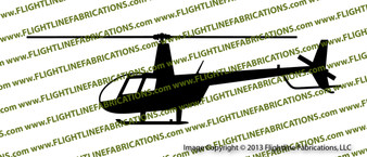 Robinson R-44 Helicopter Vinyl Die-Cut Sticker / Decal VSPR441