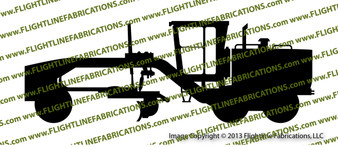Construction Machine Road Grader Blade Maintainer Motor Grader Vinyl Die-Cut Sticker / Decal VSPCRG
