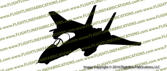 Grumman F-14 Tomcat ACTION Vinyl Die-Cut Sticker / Decal VSAF14